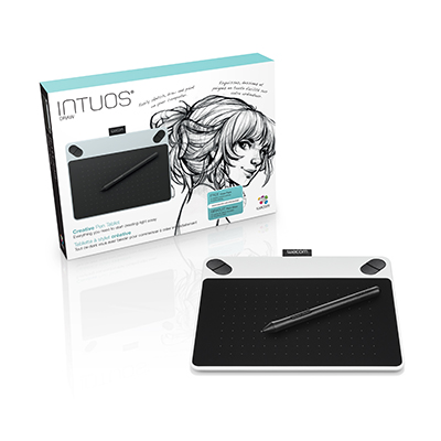 Intuos Draw small CTL-490/W0