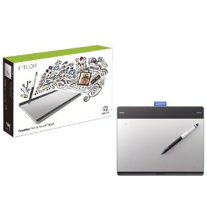 Intuos pen & touch medium CTH-680/S0