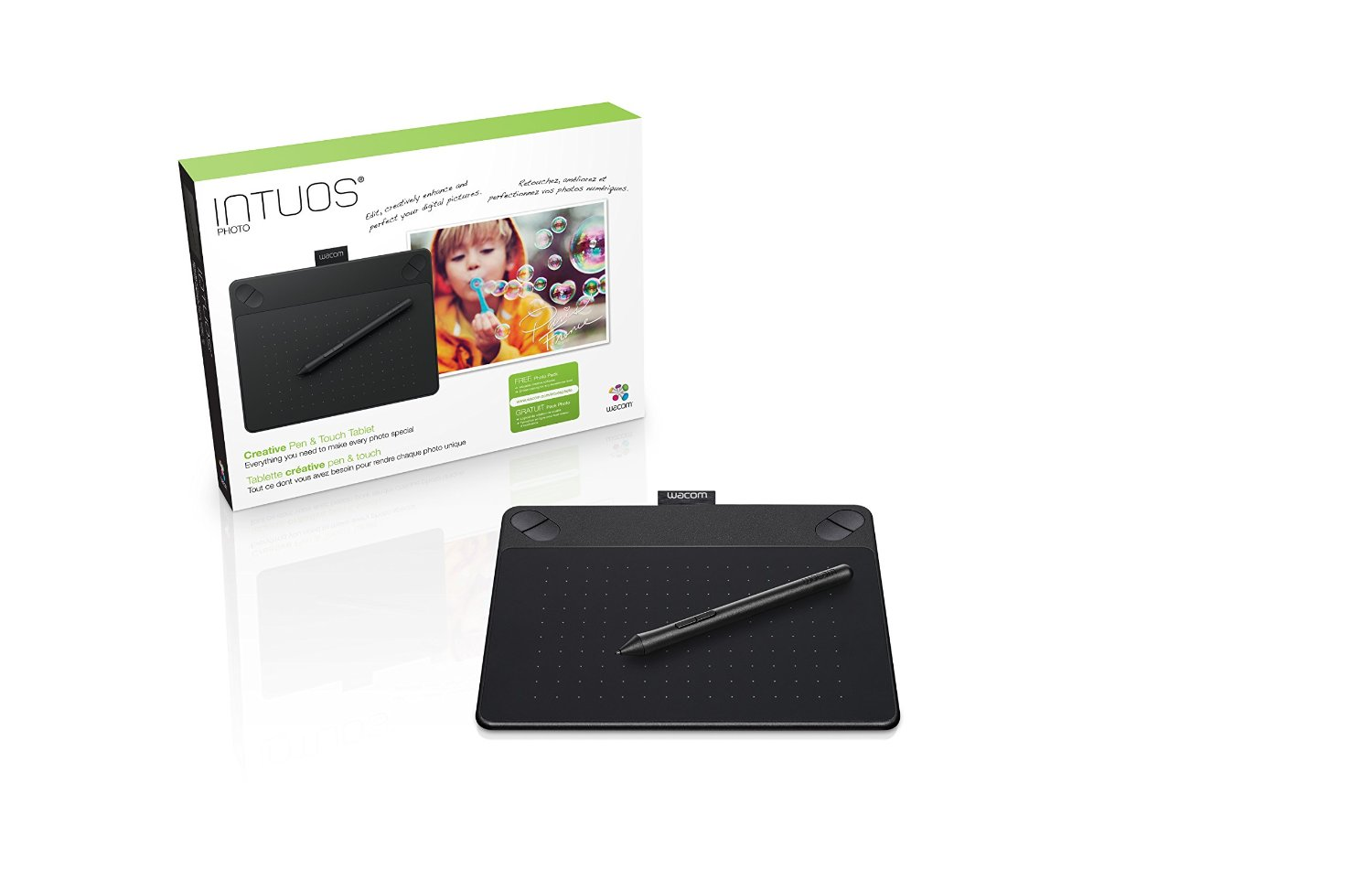Intuos Photo small CTH-490/K2